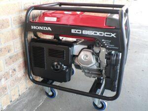 Honda EG6500 CX generator