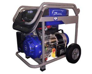 WORKSMAN 10kVA generator