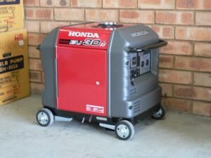 generator honda eu3000i