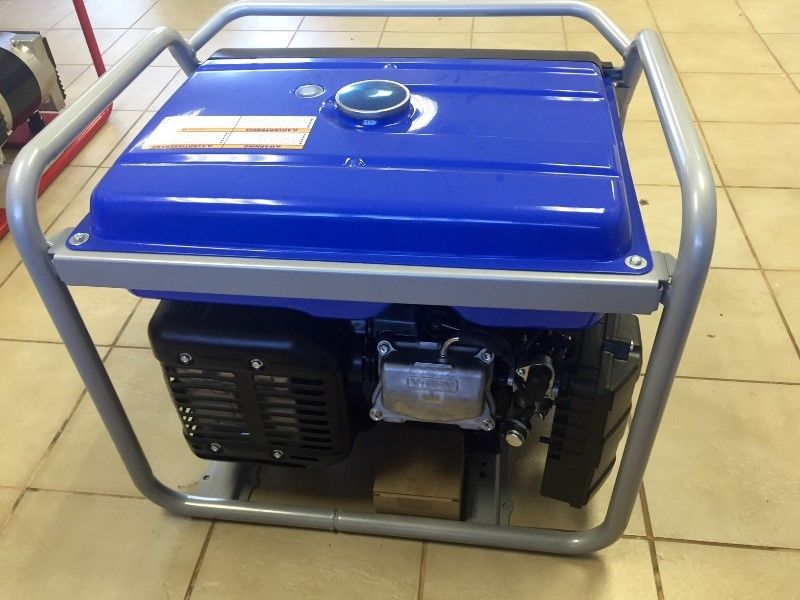 6kva yamaha ef7200e generator for sale from sales division for Yamaha generator for sale