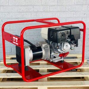 6kVA Kwagga Petrol Generator