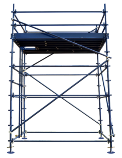 quickstage scaffolding