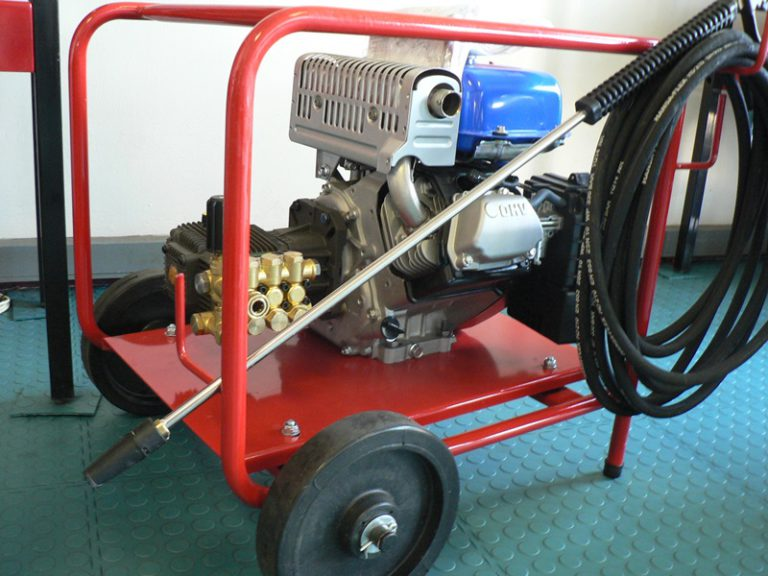 250Bar Yamaha Pressure Cleaner