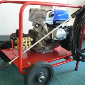 Yamaha Petrol High Pressure Cleaner