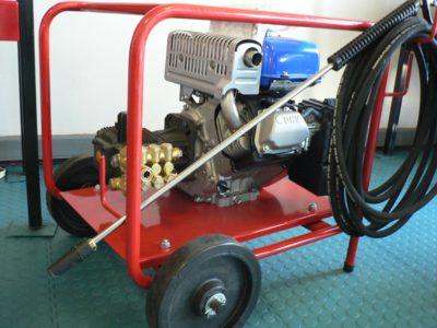 Yamaha Petrol High Pressure Cleaner