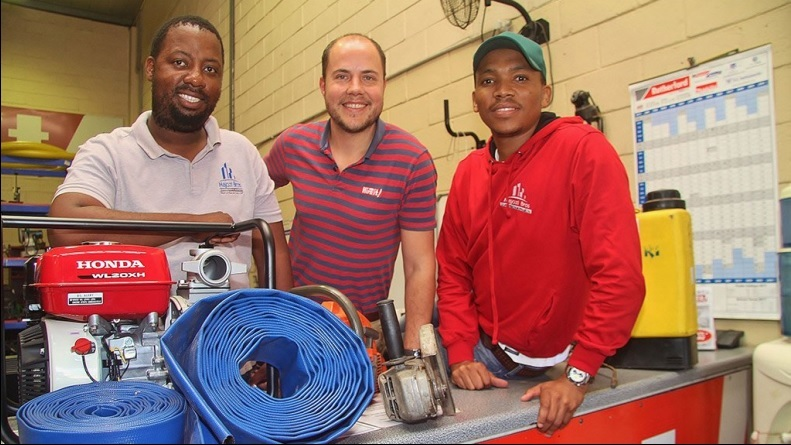 Majozi Bros Tool Hire & Sales - level 2 BBBEE tool hire & sales JV