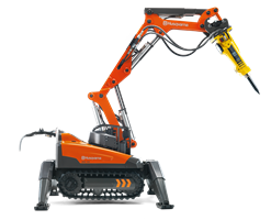 Demolition Robot DX140