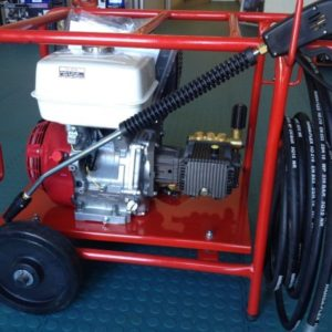 250 Bar Kwagga High Pressure Cleaner