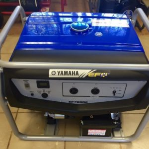 Yamaha EF7200E Generator