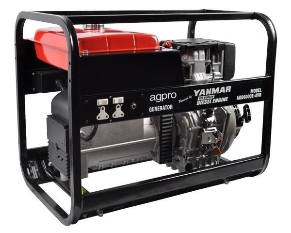 Yanmar Diesel Generator from sales division Tool Time call 0610446066