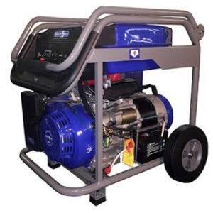 Worksman 8 kva petrol generator