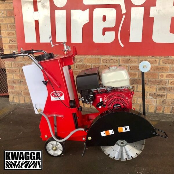 KWAGGA FS400 Concrete Floor Saw