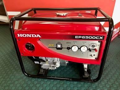 Honda EP6500CX 6kVA Petrol Generator