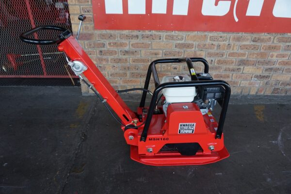 KWAGGA Reversible Plate Compactor
