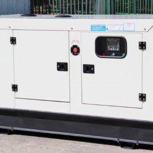 Silent Diesel Automatic Generator