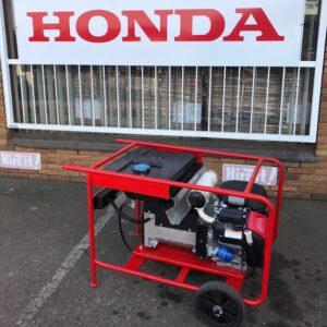 Petrol Honda Generator