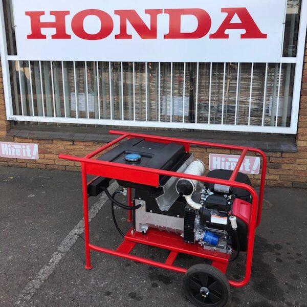 10kVA Petrol Honda Generator