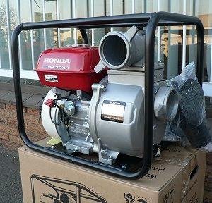 HONDA WL30XH3 3 Inch Water Pump