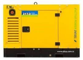 AKSA 12kVA Diesel Generator, 220V