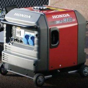 HONDA EU30is Inverter Generator, 3kVA,