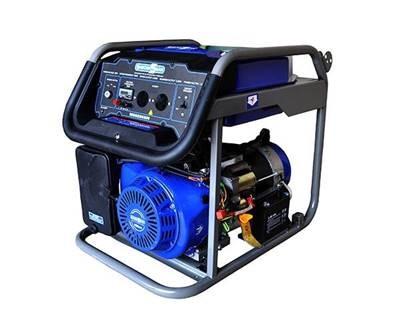 Worksman Generator 6kVA