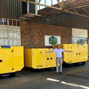 AKSA Diesel Generators