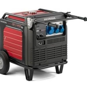 HONDA EU65is Inverter Generator, 5.5kVA, Key start, Auto Choke, Silent –