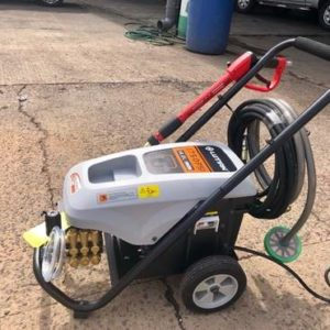 120 bar Electric high Pressure Cleaner