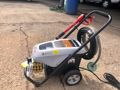 120 Bar Lutian Electric High Pressure Cleaner