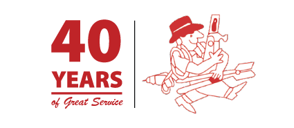 Hire It Tool Time 40 years